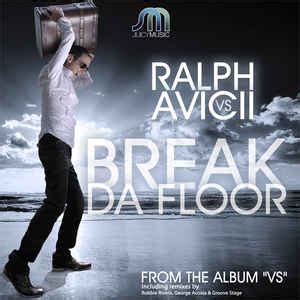 avicii discogs ralph vs avicii break da floor file mp3 at discogs