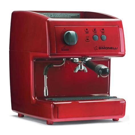 Coffee Maker Simonelli nuova simonelli oscar professional espresso machine cape
