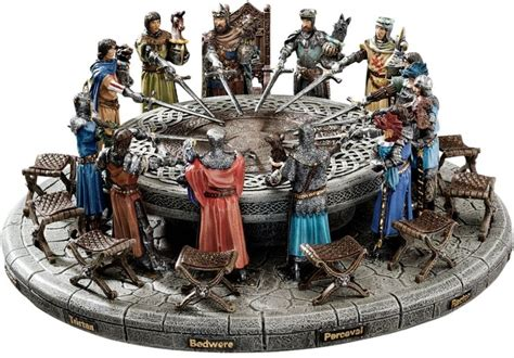 Knights Of The Table King Arthur by Cool Home Decor Pieces