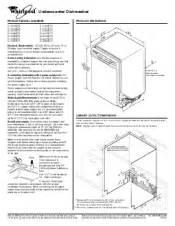 Dishwasher Height Guide Dishwasher Height Guide Voqalmedia