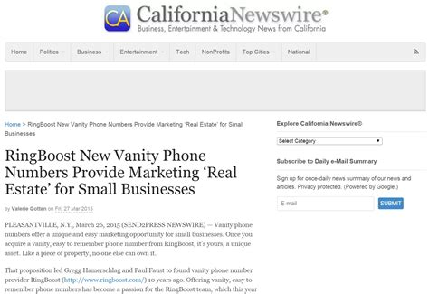 Vanity Phone Numbers Search Vanity Numbers Are Marketing Real Estate Ring Boost
