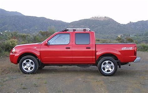 frontier nissan 2003 2002 nissan frontier information and photos zombiedrive