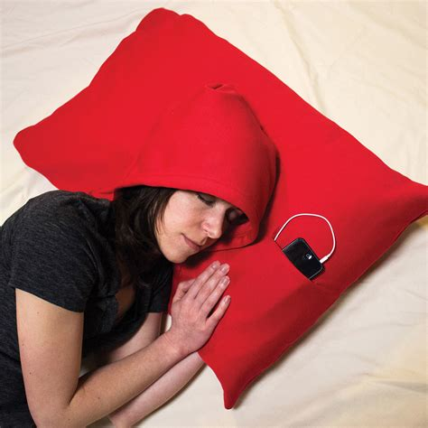 Travel Pillow Hoodie this exists the hoodie neck pillow time