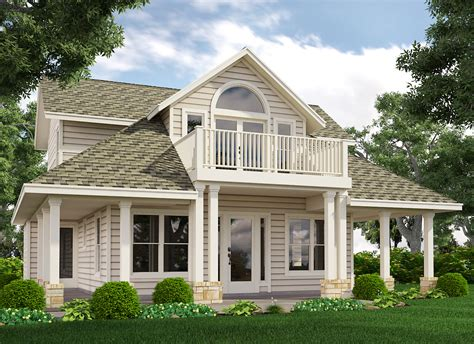 plan 31118d loft with balcony loft spaces balconies
