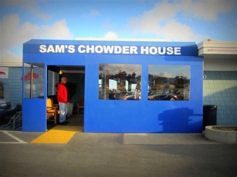 Sam S Chowder House by Sam S Chowder House Half Moon Bay Ca Kid Friendly