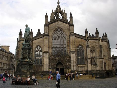 St Giles' Cathedral   Ghumakkar   Inspiring travel