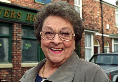 corrie actress dead betty driver dead coronation street star dies aged 91