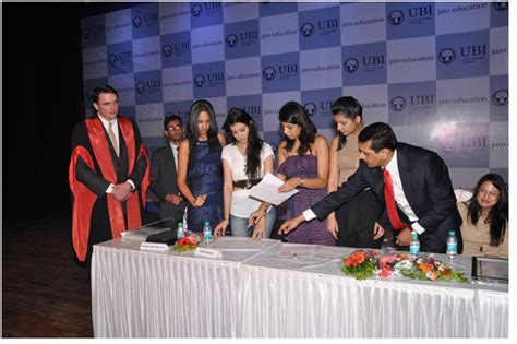 Mba From India Or Ms From Us by Jaro Education Jaro Education Degree Ceremony 2011