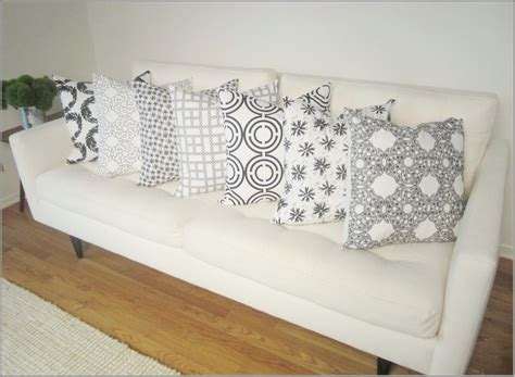 pillows for white couch white decorative pillows for couch best decor things
