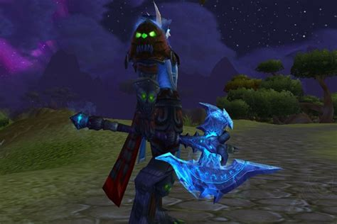 Wow Detox Kiev by World Of Warcraft Quot Shadow Mourne Quot Battle Axe The Factory