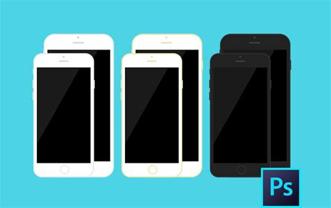 iphone 6 grid layout psd a gem for app and ui ux iphone 6s iphone 6 plus flat psd template