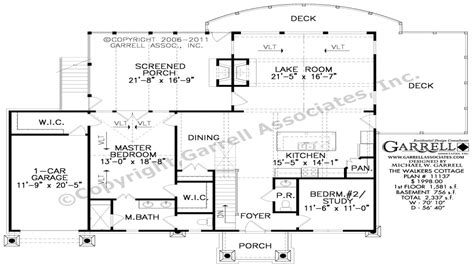 Low Country Floor Plans | low country cottage house plans country cottage house floor plans cottage home plan mexzhouse com