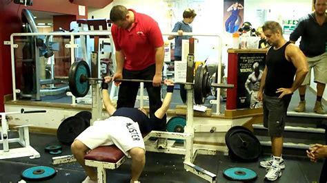 ymca bench press alistair s 127 5kgs bench press lifewise gym bournemouth