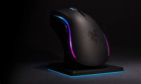 Mouse Razer Mamba Chroma razer mamba wireless chroma gaming mouse review dave chaos