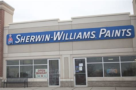 sherwin williams paint store near my location sherwin williams paint store paint stores oakville on