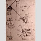 Leonardo Da Vinci Drawing Mechanical | 400 x 563 jpeg 168kB
