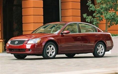 Weight Nissan Altima 2005 Nissan Altima Curb Weight Specs View Manufacturer