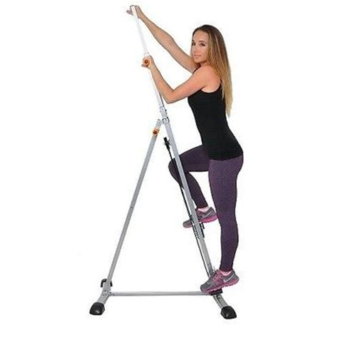 vertical fitness machine cardio exercise stepper workout