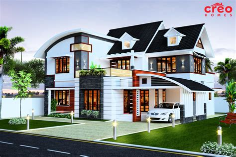 new design houses low cost kerala house home design