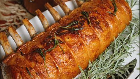 Roast Rack Of Pork by 301 Moved Permanently