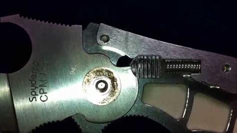 cpm m4 steel cpm m4 spyderco manix 2 a microscope had blade rust