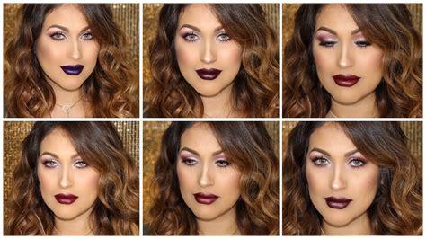 Lipstik Nyx Simply V nyx simply v lipsticks review live swatches try on