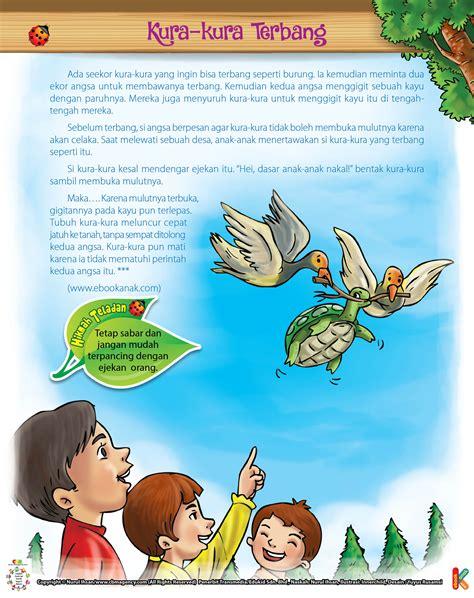 Seri Fabel Anak Muslim Ciput Kelinci Yang Jujur Dan Amanah kura kura terbang ebook anak