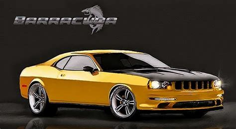 2015 Dodge Barracuda Sporty Car For The Expensive