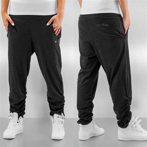 Harem Sweatpants just rhyse harem sweatpants antra melange woodmint