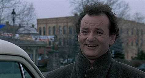 bill murray groundhog day xavier gif find on giphy