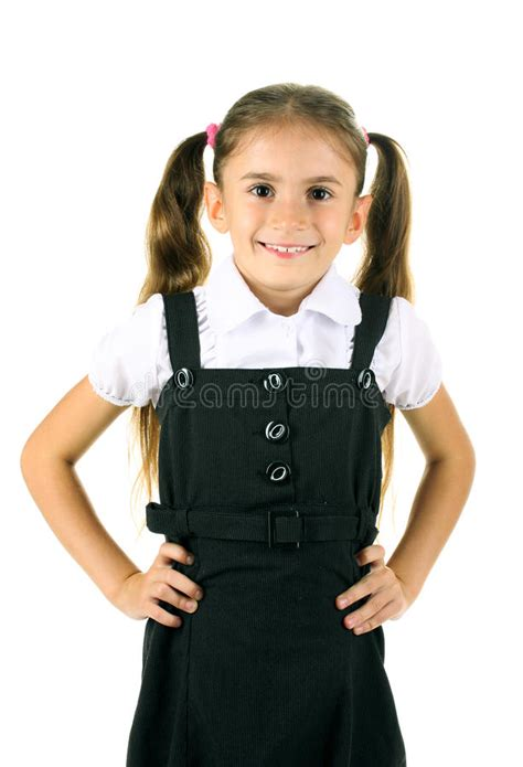 school girl uniform stock photos pictures royalty free beautiful little girl in school uniform royalty free stock