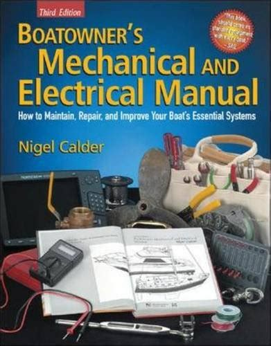 Pdf Boatowners Mechanical Electrical Manual Calder boatowner s mechanical and electrical manual how