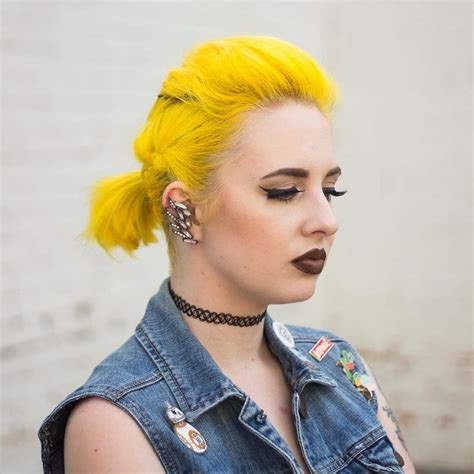 Transitioning Hair Styles - 25 stunning yellow hair color ideas bright as the sun
