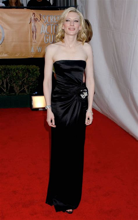Screen Actors Guild Awards Cate Blanchett by 11th Annual Screen Actors Guild Awards Arrivals February