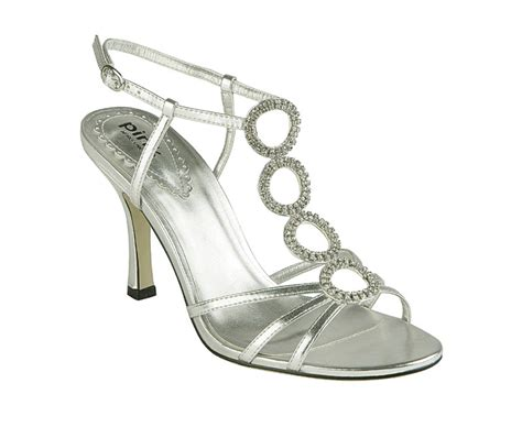 silver bridesmaid shoes mischa silver by pink from paradox bridesmaid or prom shoes