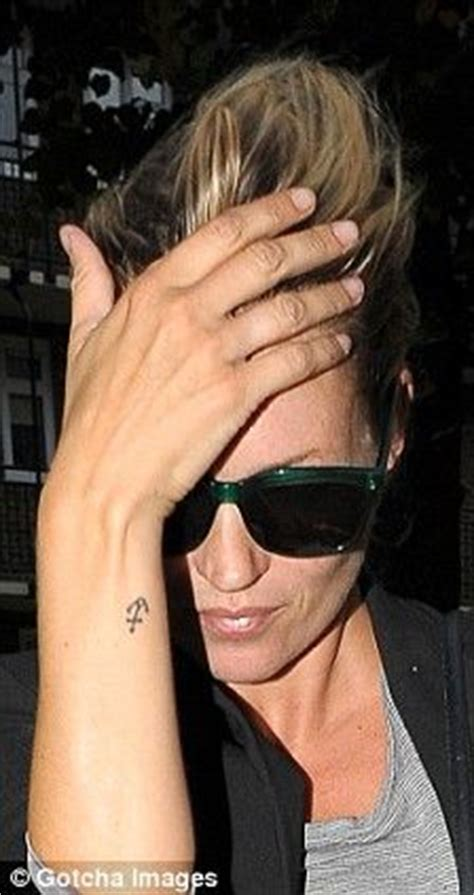 kate moss tattoo quot all serve all and create no sorrow quot i was shocked