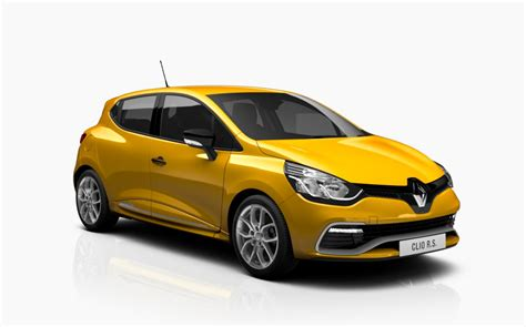 renault yellow clio r s pricing renault sport cars