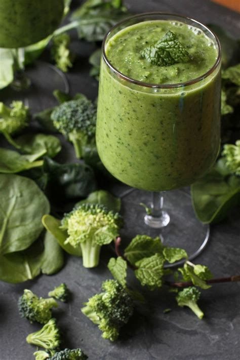 Broccoli Smoothie Detox by Smoothies And Juices Galore Broccoli Smoothie Broccoli