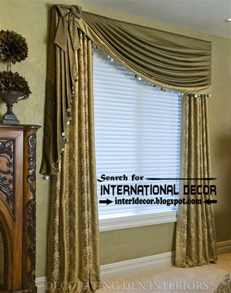 curtain with valance designs 20 best modern curtain designs 2017 ideas and colors