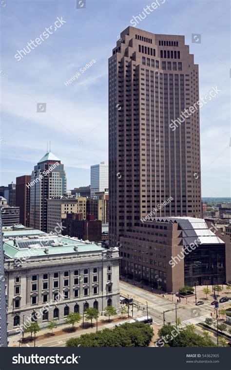 architects cleveland ohio cleveland ohio architecture downtown stock photo 54362905