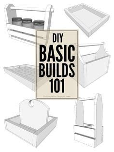 diy basic builds  easy simple builds   started
