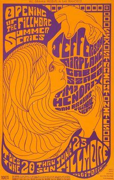 light up posters for concerts fillmore paul butterfield concert poster 1967
