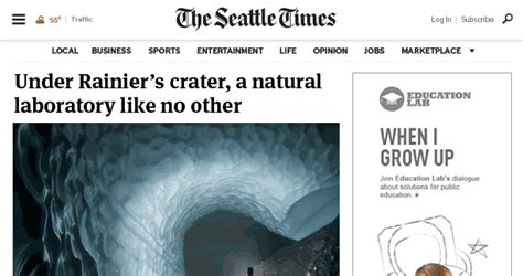 seattle times business section questions the seattle times