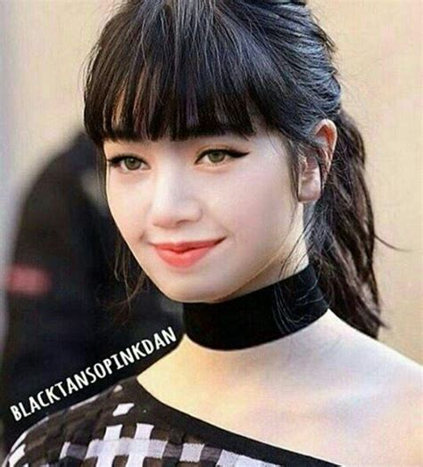 blackpink hairstyle lisa new hairstyle blink 블링크 amino