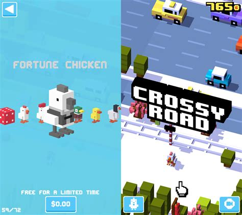 how to get new characters on crossy road crossy road updated with fortune chicken and other chinese