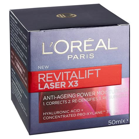 Loreal Revitalift Laser X3 fly buys l oreal revitalift laser x3 day