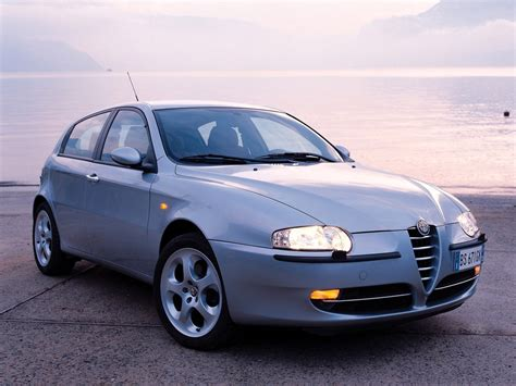 alpha romeo 2000 2004 alpha romeo 147 picture 29134 car review