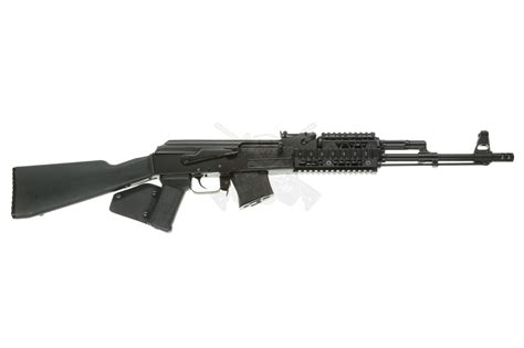 arsenal quad rail arsenal sam7r 66 ca legal ak 47 7 62x39 rifle quad rail