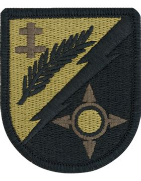 operational camouflage pattern unit patches ocp unit patch 162nd infantry brigade with fastener