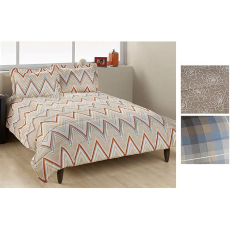 printed down comforter printed down alternative zig zag comforter set bedding